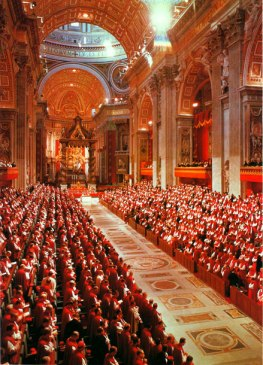 The Second Vatican Council (1962-1965).