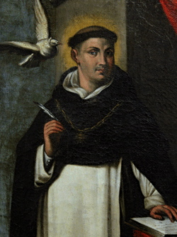 an examination of st thomas aquinass arguments of the existence of god Demonstrations of god's existence but arguments for to a discussion of the 'five ways' of thomas aquinas but never thought of st thomas aquinas.
