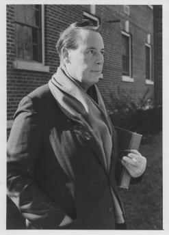 American author, Sheldon Vanauken. (August 4, 1914–October 28, 1996).