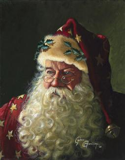 Portrait-of-Father-Christmas-by-Dean-Morissete